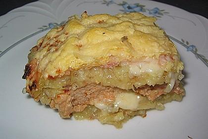 Kartoffel - Hack - Auflauf mit Speckkruste 26