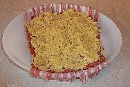 Kartoffel - Hack - Auflauf mit Speckkruste 44