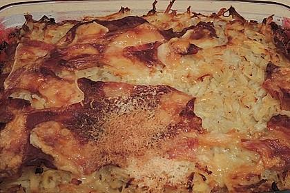 Kartoffel - Hack - Auflauf mit Speckkruste 39