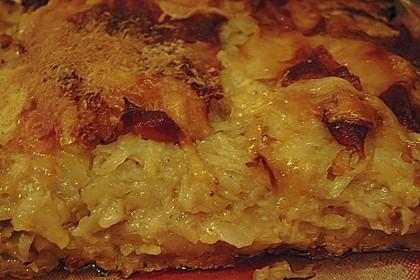 Kartoffel - Hack - Auflauf mit Speckkruste 23