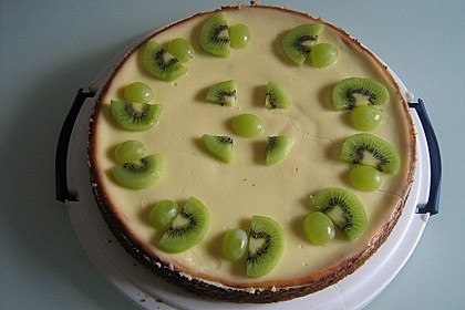 Der unglaublich cremige NY Cheese Cake 119