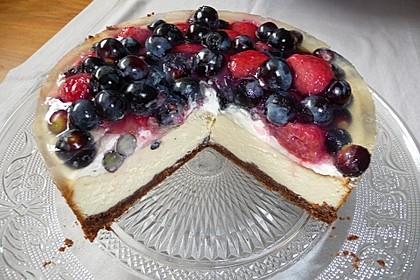 Der unglaublich cremige NY Cheese Cake 108