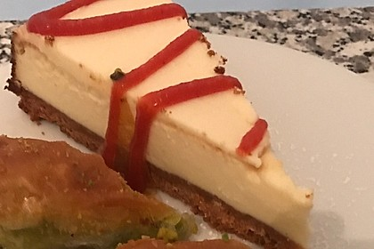Der unglaublich cremige NY Cheese Cake 234