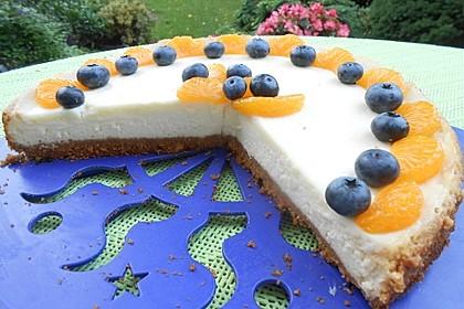 Der unglaublich cremige NY Cheese Cake 109