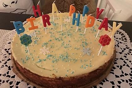 Der unglaublich cremige NY Cheese Cake 226