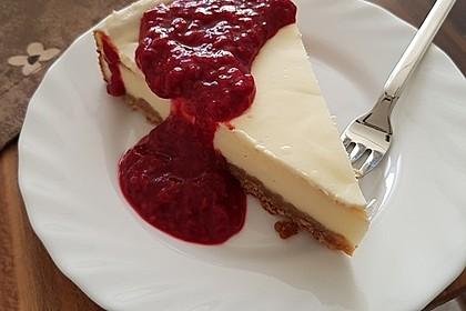 Der unglaublich cremige NY Cheese Cake 114