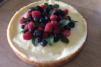 Der unglaublich cremige NY Cheese Cake 43