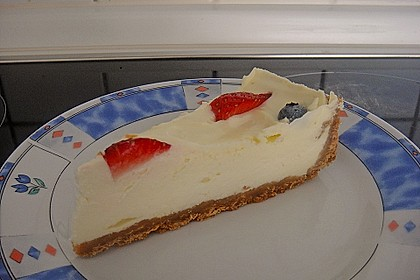 Der unglaublich cremige NY Cheese Cake 313