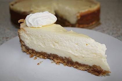 Der unglaublich cremige NY Cheese Cake 265