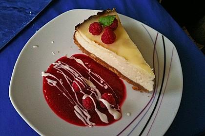 Der unglaublich cremige NY Cheese Cake 36