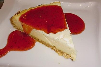 Der unglaublich cremige NY Cheese Cake 105