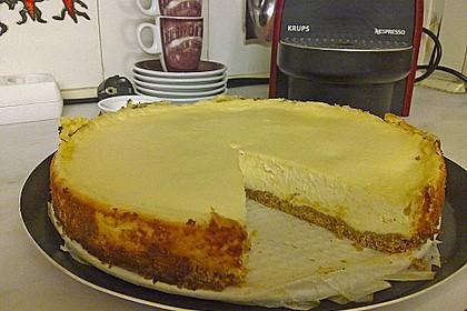 Der unglaublich cremige NY Cheese Cake 285