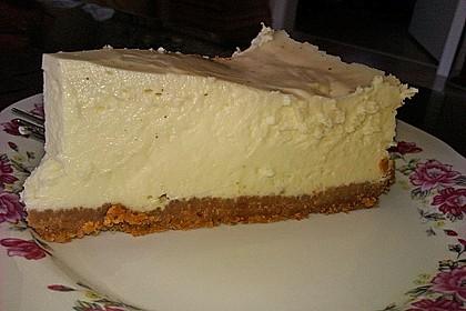 Der unglaublich cremige NY Cheese Cake 202