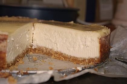 Der unglaublich cremige NY Cheese Cake 324