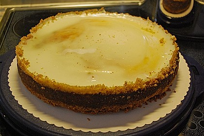 Der unglaublich cremige NY Cheese Cake 268