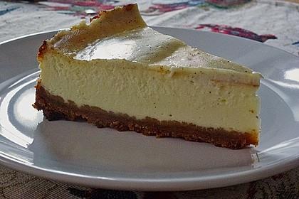 Der unglaublich cremige NY Cheese Cake 130