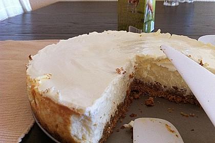 Der unglaublich cremige NY Cheese Cake 358