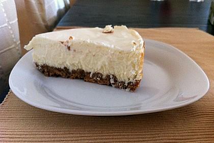 Der unglaublich cremige NY Cheese Cake 336