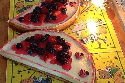 Der unglaublich cremige NY Cheese Cake 97