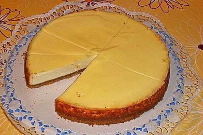 Der unglaublich cremige NY Cheese Cake 157