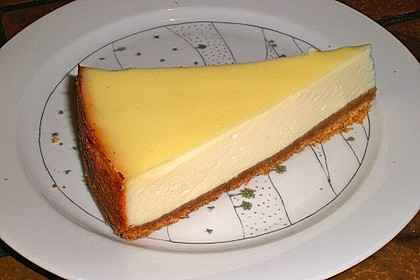 Der unglaublich cremige NY Cheese Cake 76