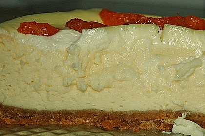 Der unglaublich cremige NY Cheese Cake 307