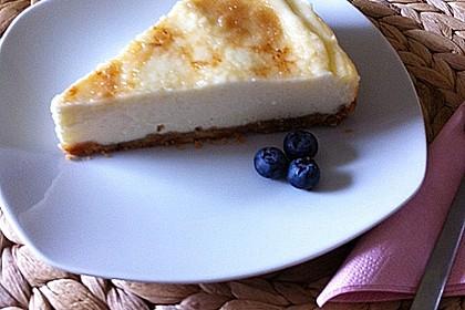 Der unglaublich cremige NY Cheese Cake 191
