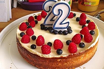 Der unglaublich cremige NY Cheese Cake 75