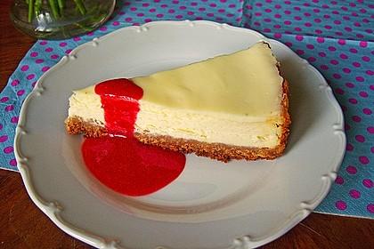 Der unglaublich cremige NY Cheese Cake 73