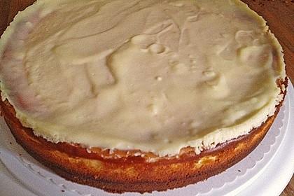 Der unglaublich cremige NY Cheese Cake 350