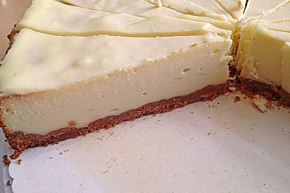 Der unglaublich cremige NY Cheese Cake 156
