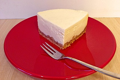 Der unglaublich cremige NY Cheese Cake 235