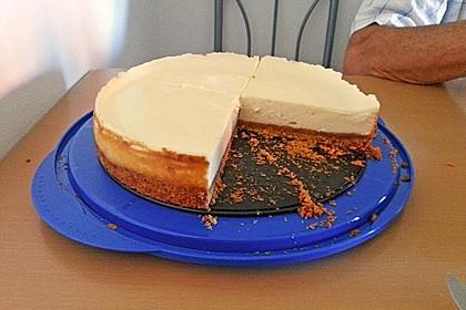 Der unglaublich cremige NY Cheese Cake 289