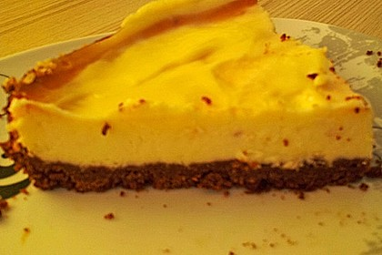 Der unglaublich cremige NY Cheese Cake 329