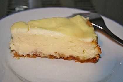 Der unglaublich cremige NY Cheese Cake 335