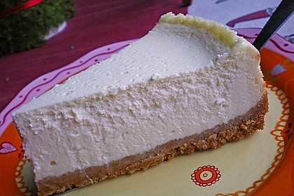 Der unglaublich cremige NY Cheese Cake 94