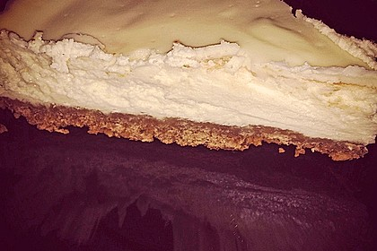 Der unglaublich cremige NY Cheese Cake 205
