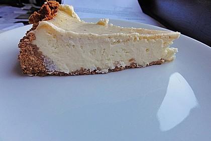 Der unglaublich cremige NY Cheese Cake 283