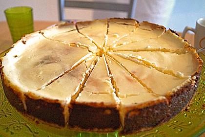 Der unglaublich cremige NY Cheese Cake 196