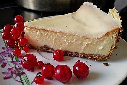 Der unglaublich cremige NY Cheese Cake 28