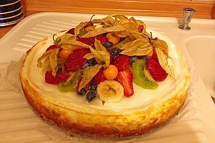Der unglaublich cremige NY Cheese Cake 88