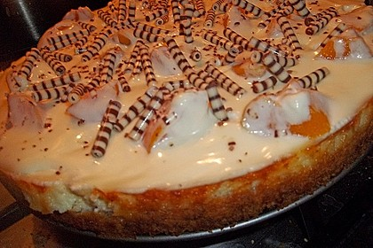 Der unglaublich cremige NY Cheese Cake 318