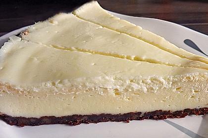 Der unglaublich cremige NY Cheese Cake 190