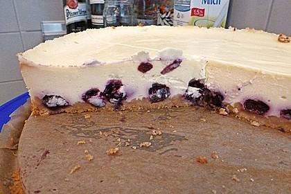 Der unglaublich cremige NY Cheese Cake 236