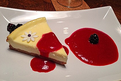 Der unglaublich cremige NY Cheese Cake 13