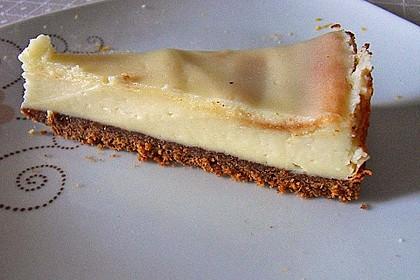 Der unglaublich cremige NY Cheese Cake 200