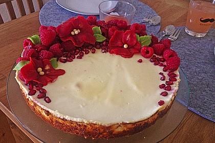 Der unglaublich cremige NY Cheese Cake 7