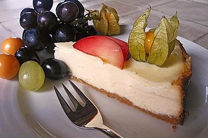 Der unglaublich cremige NY Cheese Cake 16