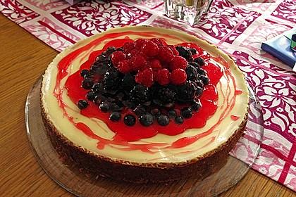 Der unglaublich cremige NY Cheese Cake 25