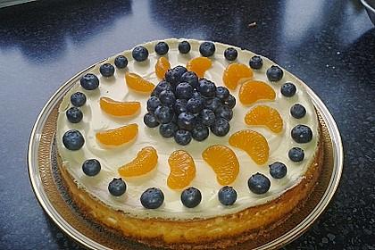 Der unglaublich cremige NY Cheese Cake 127